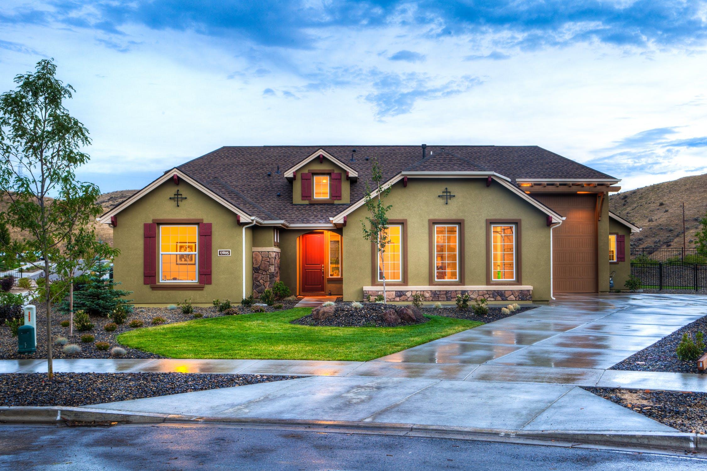 Zabezpečenie hypotéky nehnuteľnosťou