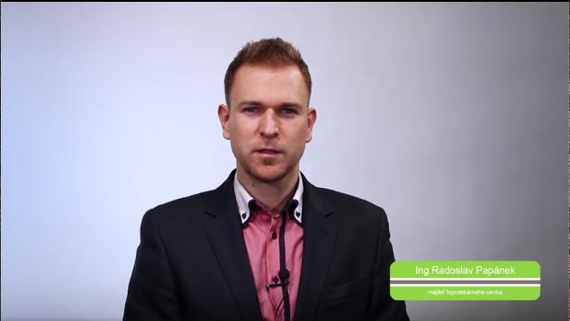 videovizitka Radoslav Papánek