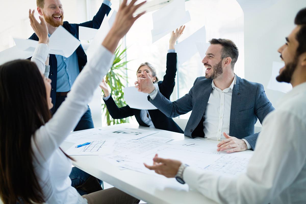 Úspech v Gepard Finance